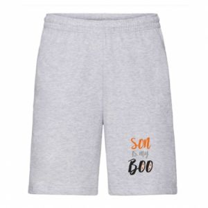 Men's shorts Son is my boo