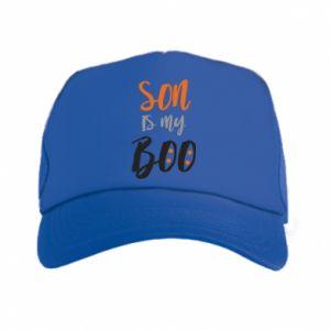 Trucker hat Son is my boo