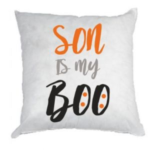 Pillow Son is my boo