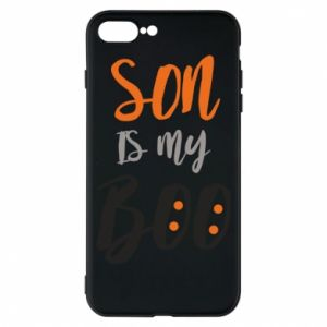 Phone case for iPhone 8 Plus Son is my boo - PrintSalon