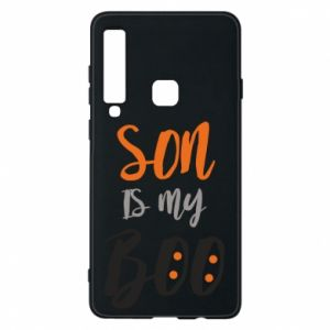 Phone case for Samsung A9 2018 Son is my boo - PrintSalon