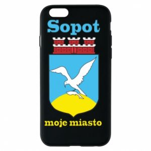 iPhone 6/6S Case Sopot my city