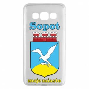 Samsung A3 2015 Case Sopot my city