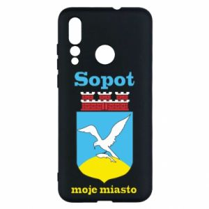 Huawei Nova 4 Case Sopot my city
