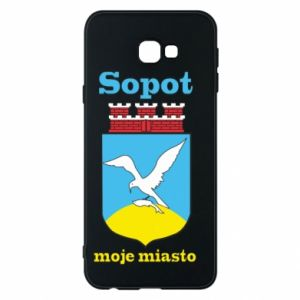 Samsung J4 Plus 2018 Case Sopot my city
