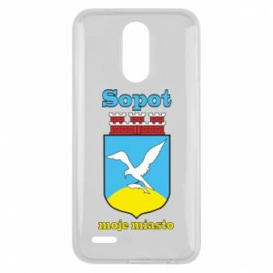 Lg K10 2017 Case Sopot my city