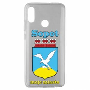 Huawei Honor 10 Lite Case Sopot my city