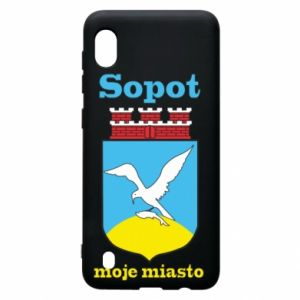 Samsung A10 Case Sopot my city