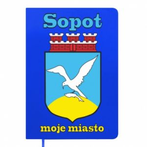 Notepad Sopot my city