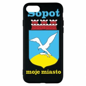 iPhone SE 2020 Case Sopot my city
