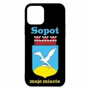 Etui na iPhone 12/12 Pro Sopot moje miasto