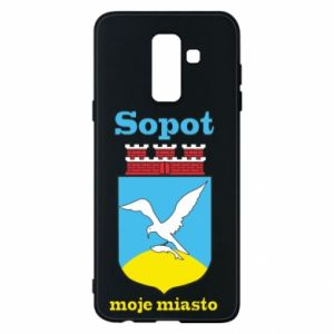 Samsung A6+ 2018 Case Sopot my city