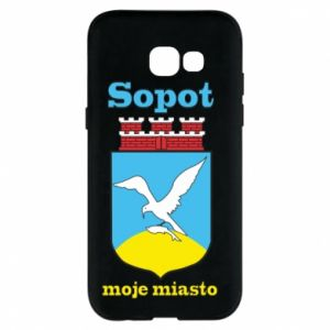 Samsung A5 2017 Case Sopot my city