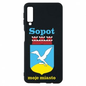 Samsung A7 2018 Case Sopot my city