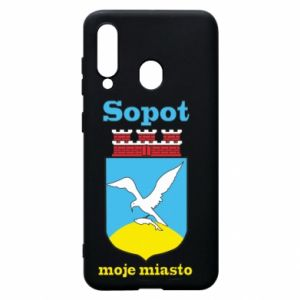 Samsung A60 Case Sopot my city