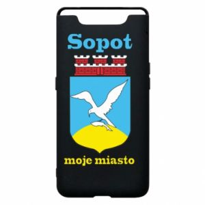 Samsung A80 Case Sopot my city