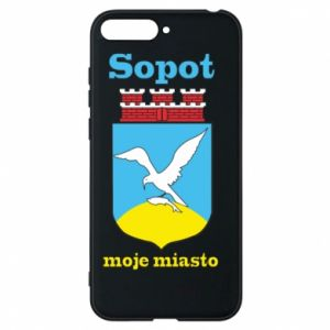 Huawei Y6 2018 Case Sopot my city