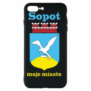 iPhone 7 Plus case Sopot my city