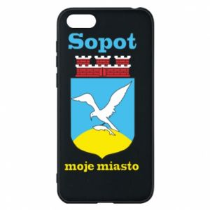 Huawei Y5 2018 Case Sopot my city