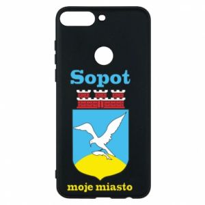 Huawei Y7 Prime 2018 Case Sopot my city