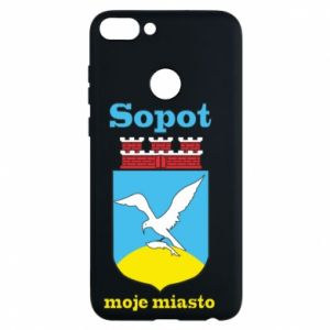 Huawei P Smart Case Sopot my city