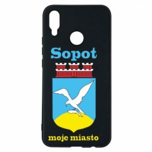 Huawei P Smart Plus Case Sopot my city