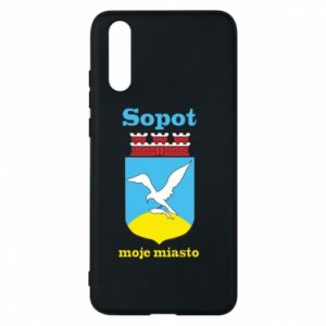 Huawei P20 Case Sopot my city