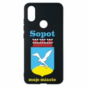 Xiaomi Mi A2 Case Sopot my city