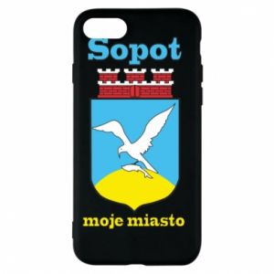 iPhone 8 Case Sopot my city
