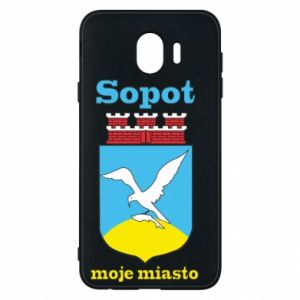 Samsung J4 Case Sopot my city