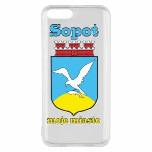 Xiaomi Mi6 Case Sopot my city