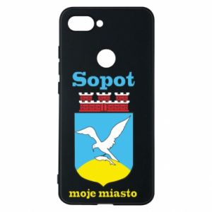 Xiaomi Mi8 Lite Case Sopot my city