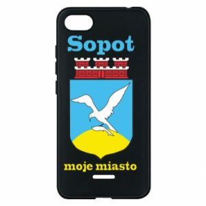 Xiaomi Redmi 6A Case Sopot my city