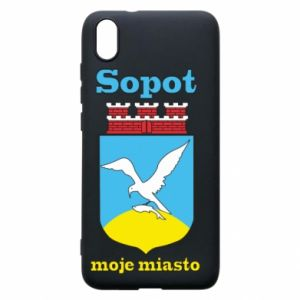 Xiaomi Redmi 7A Case Sopot my city