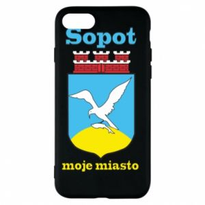 iPhone 7 Case Sopot my city