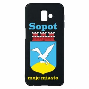 Samsung J6 Plus 2018 Case Sopot my city