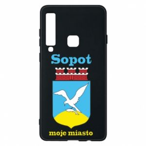 Samsung A9 2018 Case Sopot my city
