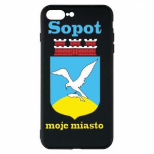 iPhone 8 Plus Case Sopot my city