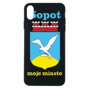 iPhone Xs Max Case Sopot my city