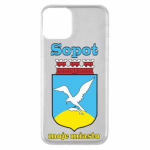 iPhone 11 Case Sopot my city