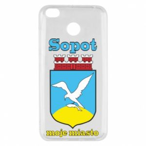 Xiaomi Redmi 4X Case Sopot my city