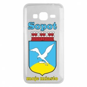 Samsung J3 2016 Case Sopot my city