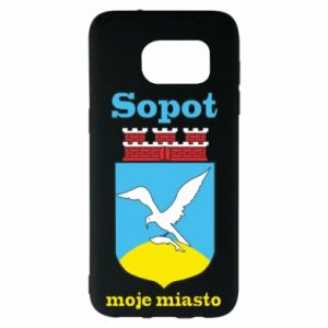 Samsung S7 EDGE Case Sopot my city