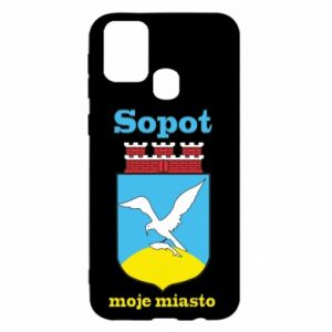 Samsung M31 Case Sopot my city