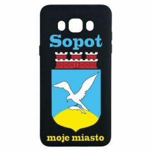Samsung J7 2016 Case Sopot my city