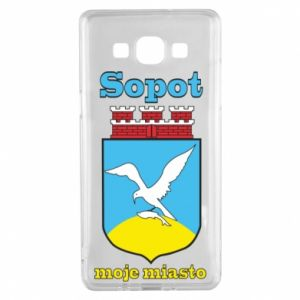 Samsung A5 2015 Case Sopot my city