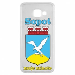 Samsung A3 2016 Case Sopot my city