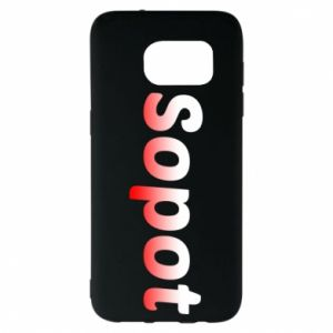 Samsung S7 EDGE Case Sopot