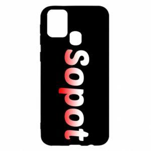 Samsung M31 Case Sopot