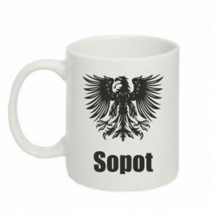 Kubek 330ml Sopot - PrintSalon